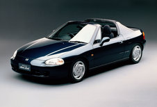 Honda CRX 1.6 ESi (1992)