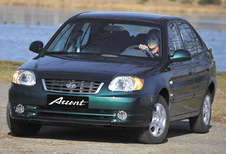 Hyundai Accent 5p 1.5 CRDi Like@home (2003)