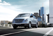 Hyundai H-1 People 2.5 CRDi 163 Executive (2008)