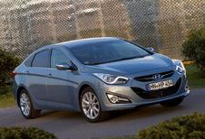 Hyundai i40 Sedan 1.7 CRDi 100kW Go!