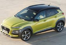 Hyundai Kona 1.0 T-GDI Urban (2017)