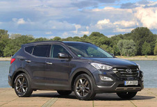 Hyundai Santa Fe 2.0 CRDi 2WD Style