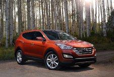 Hyundai Santa Fe 2.2 CRDi 4WD Executive (2014)
