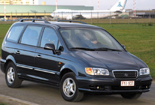 Hyundai Trajet 2.0 CRDi (2000)