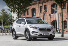 Hyundai Tucson 1.7 CRDi ISG Launch Edition (2015)