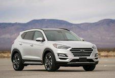 Hyundai Tucson 1.6 GDI ISG 97kWFeel Comfort Pack #1 (2018)