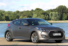 Hyundai Veloster 4d 1.6 GDi Style
