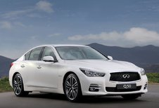 Infiniti Q50 Berline 2.2d AT Sport Tech (2015)