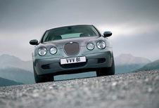 Jaguar S-Type 4.2 V8 Executive (1999)