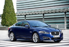 Jaguar XF 3.0D 240 Luxury (2008)