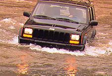 Jeep Cherokee 5p