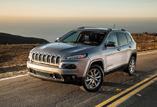 Jeep Cherokee 5p 2.0 Mjet 140 Limited