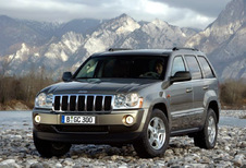 Jeep Grand Cherokee 3.0 V6 CRD Limited Plus (2005)