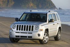 Jeep Patriot 2.0 CRD Limited (2007)