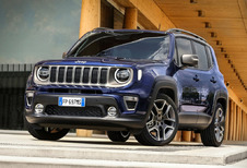 Jeep Renegade 5p 1.6 MJD 120 4x2 MTX Limited