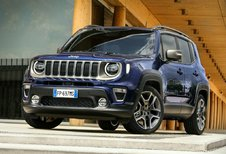Jeep Renegade 5d 1.3 T4 150 4x2 DDCT Limited (2021)