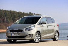 KIA Carens Navi Edition+ 1.7 CRDi 115