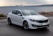 KIA Optima 1.7 CRDi 136 Fusion