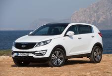 KIA Sportage 5d Uptown 1.6 2WD (2014)