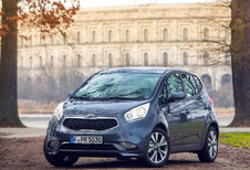 KIA Venga World Edition 1.4 (2016)