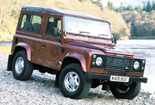 Land Rover Defender 3p