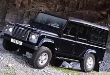 Land Rover Defender 5d Station Wagon Td4 S (1983)