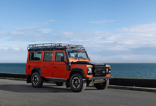 Land Rover Defender 5d 110 Station Wagon Eastnor