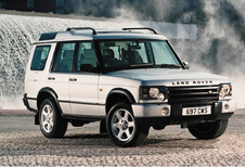 Land Rover Discovery 5p