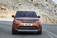 Land Rover Discovery 5d 3.0 TD6 First Edition (2017)