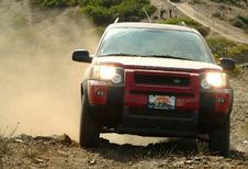 Land Rover Freelander 3p