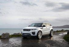 Land Rover Range Rover Evoque 5p TD4 110kW Urban Series SE Dynamic 4WD (2016)