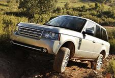Land Rover Range Rover TDV8 Autobiography (2002)
