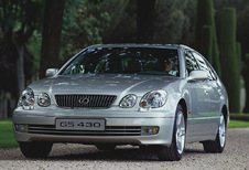 Lexus GS GS300 Executive (2000)