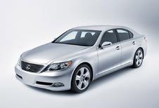 Lexus LS LS 460 (2006)