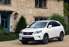 Lexus RX RX450h F Sport Line