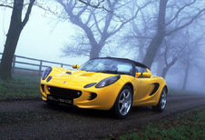 Lotus Elise Coupé Elise (2000)