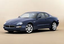 Maserati Coupé Cabriolet
