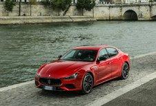 Maserati Ghibli 3.0D Aut. (2020)