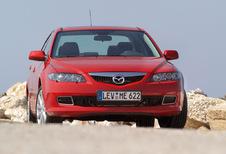 Mazda Mazda6 5d 2.0 CDVi 121 Si