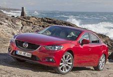 Mazda Mazda6 Sedan 2.2 Skyactiv-D 110kW Premium Edition (2017)