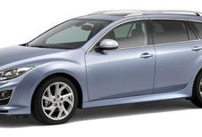 Mazda Mazda6 sportbreak 1.8 Active (2008)