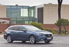Mazda Mazda6 sportbreak 2.2D 150 Active (2013)
