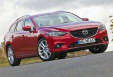 Mazda Mazda6 Wagon 2.2 Skyactiv-D 110kW Aut Premium Edition