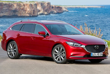 Mazda Mazda6 Wagon 2.0 Skyactiv-G 163 Privilege Edition (2021)