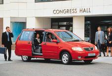 Mazda MPV 2.0 Si (1999)