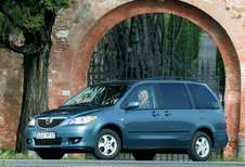 Mazda MPV 2.0 CDVi TSi Karakuri (2002)