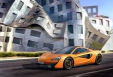 McLaren 570S 3.8 V8 (2018)