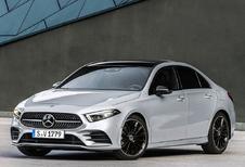 Mercedes-Benz Classe A 4p