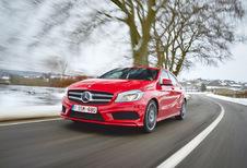 Mercedes-Benz A-Klasse 5d A 220 4MATIC AMG Line