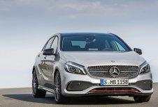 Mercedes-Benz Classe A 5p A 250 AMG Line 4MATIC (2017)